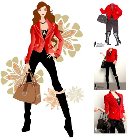 fashion clipart free fashion clipart clipartix