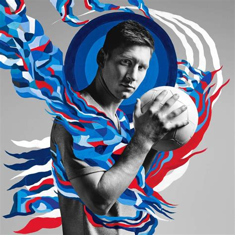Football Artwork Messi 1 spirit of sports football fc barcelona lionel messi