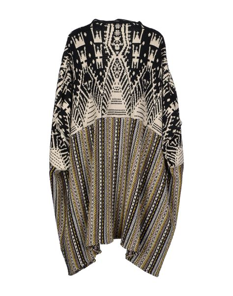 Cardigan Batik Antik Batik Cardigan In Black White Lyst
