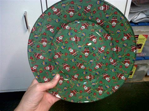 Decoupage Plates With Fabric - quilters workshop mod podge fabric plates
