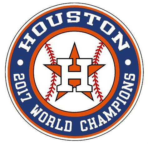 Houston Astros Stickers