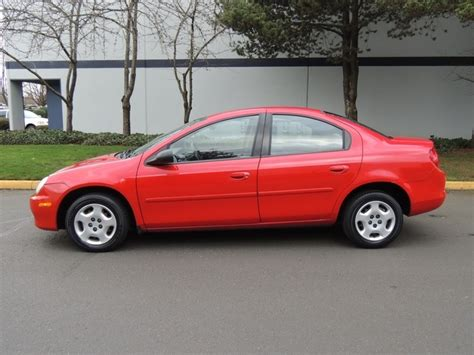 2002 dodge neon starter 2002 dodge neon 4dr automatic 4cyl gas saver