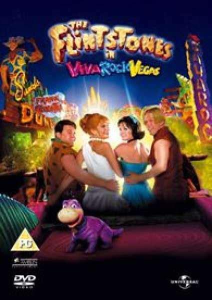 Home Decor Flash Sale by The Flintstones In Viva Rock Vegas Dvd Zavvi Com