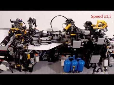 Lego Paper Plane Folding Machine - lego paper plane folding machine v2 1
