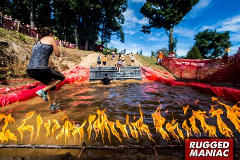 rugged manic rugged maniac the best value in ocr mud run obstacle course race warrior guide