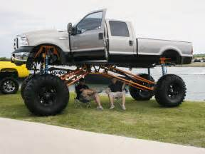 cars and only cars ford trucks lifted