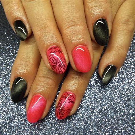 new year gel nail 20 new year nail designs idea design trends premium