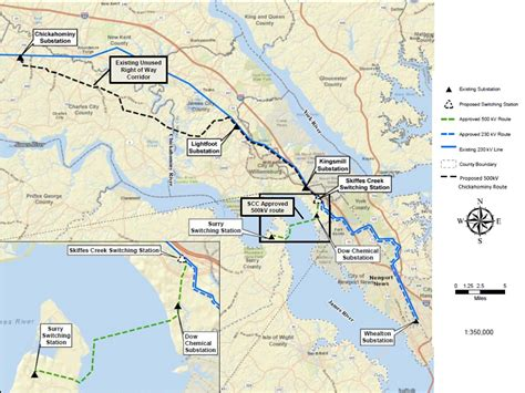 army corps dominion consulting parties  discuss power  mitigation williamsburg