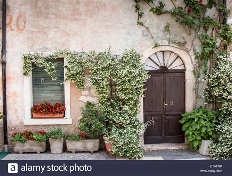 cottage italia small italian cottage stock photo royalty free image