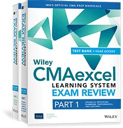 wiley platinum cma review course wiley cmaexcel