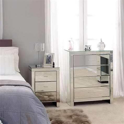 mirrored bedroom set mirrored bedroom furniture pier one rectangle shape high