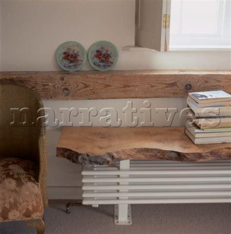 radiator bench seat el004 16 wooden topped bench seat radiator a good de