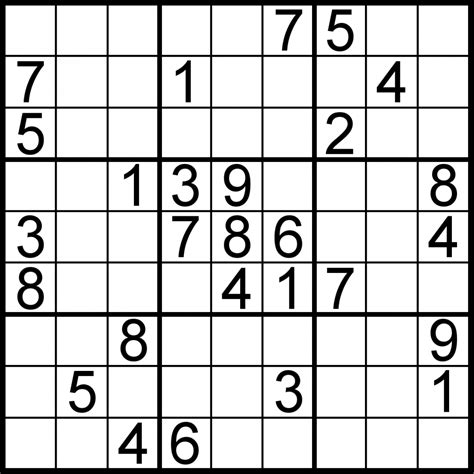 sudoku of the day free sudoku for your local publications