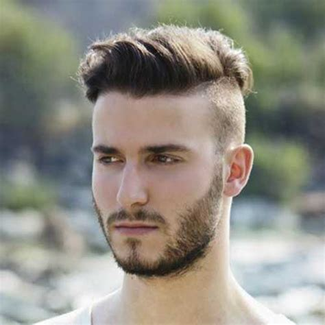 undercut with beard 20 latest short hairstyles for men mens hairstyles 2018