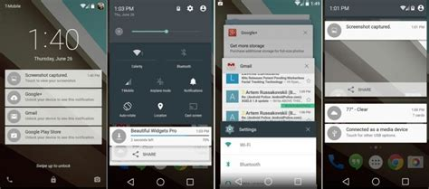 google updated with material design for android lollipop android l aka android lollipop all the key features you