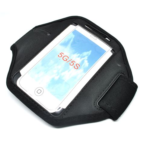 Padded Material Sports Armband For Iphone Ze Ad005 padded material sports armband for iphone 5 5s se ze ad005 black jakartanotebook