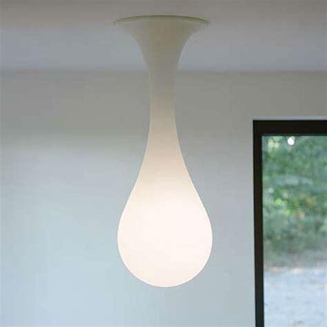 liquid raindrop ceiling light by next
