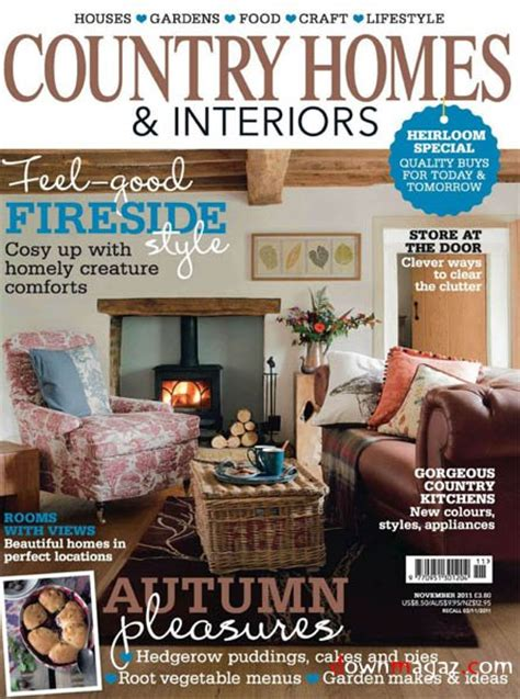country home design magazines country homes interiors november 2011 187 download pdf