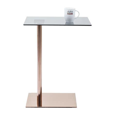 table d appoint design table d appoint west coast cuivre kare design