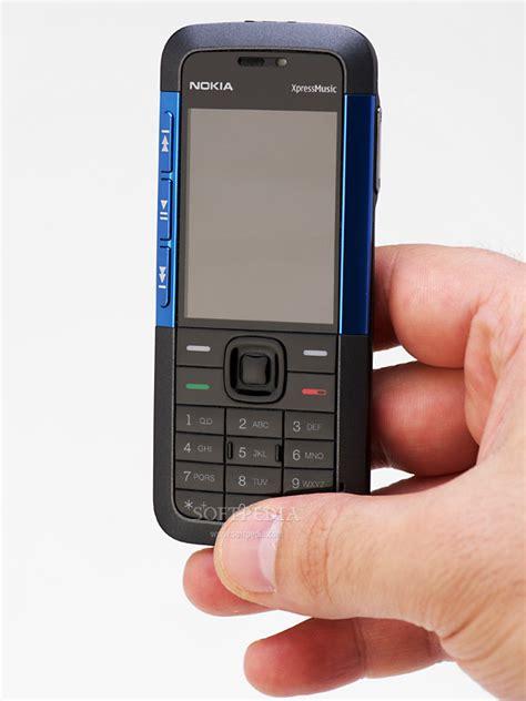 Nokia Expresmusic 5310 review image