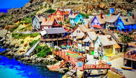 popeye village 10 fun facts you should know before visiting malta