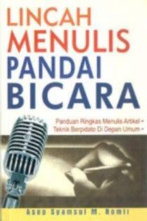 Buku Belajar Pidato Mc Gj 8 rahasia sukses pidato