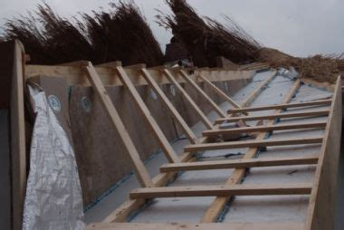 rieten dak forum dak na isoleren isolatie op isolatie rieten dak