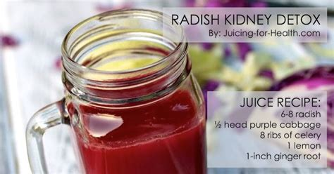 Purple Ringer Detox Drinks by 7 Reasons To Do A Kidney Cleanse And What To Juice And Eat