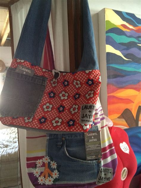 Handmade Bags Australia - handmade bags from repurposed and vintage materials buy
