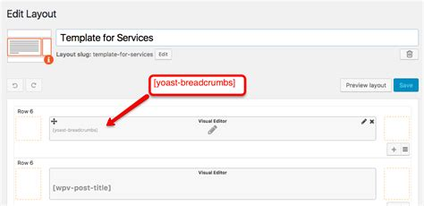enfold theme yoast breadcrumbs seo for templates pages and archives toolset