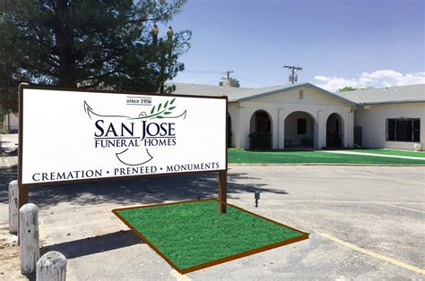 san jose funeral home el paso funeral home cemetery