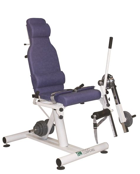 quadriceps bench quadriforme quad bench ems physio