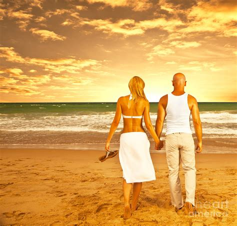 who is the couple at the beach in the buick commercial happy couple on the beach photograph by anna om