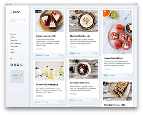 blog theme pinterest 20 best pinterest style wordpress themes 2017 colorlib