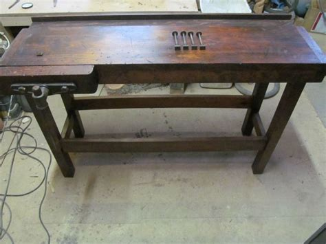 joiners bench victorian joiners bench workbench pinterest