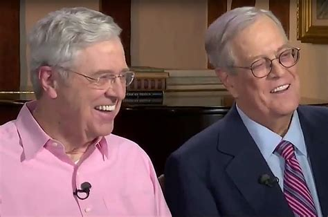 koch brothers house the contributor the koch brothers and trump team up to cut billionaires taxes
