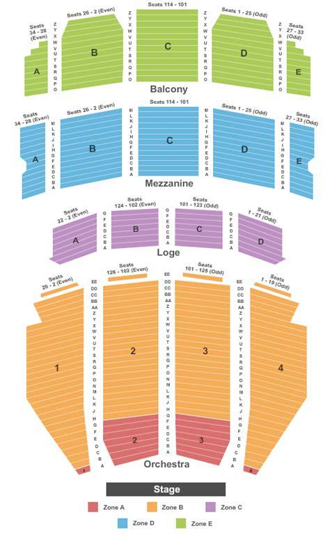 ohio theater seating chart columbus symphony orchestra ohio theatre columbus