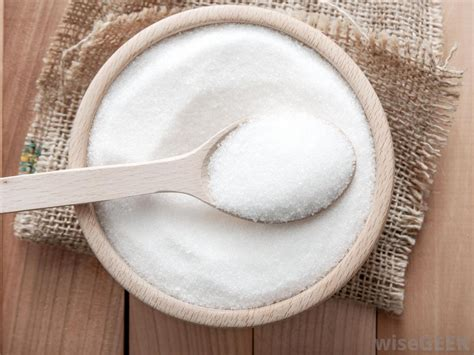 What Is Table Sugar by What Are Some Different Types Of Cones