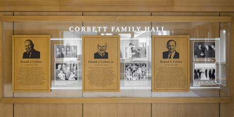 Notre Dame Mba Honors by Corbett Family A Dynamic Mix Of Academics Community