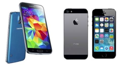 Handphone Iphone S5 samsung galaxy s5 vs iphone 5s which smartphone should you buy extremetech