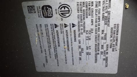 how can i tell if my air conditioner capacitor is bad how do i if i an existing warranty on my furnace air conditioner or hvac system