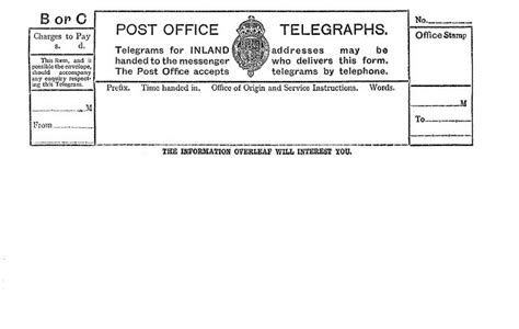 telegram template propnomicon 1930 telegram