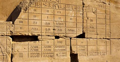 Calendrier Egyptien Le Calendrier 233 Gyptien Dossier