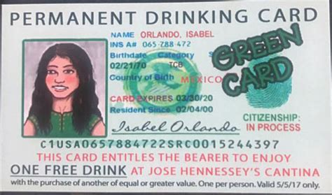 sle of green card colonistas who died and left illegals in charge
