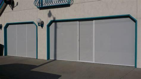 Garage Door Screens National Overhead Door National Overhead Door