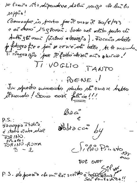 lettere informali lettera informale firmakoek