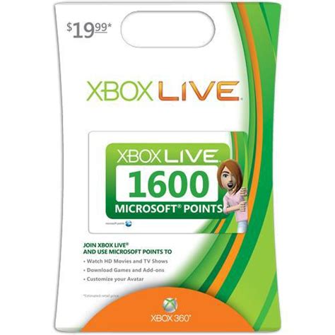 Xbox 360 Points Gift Card - free xbox gift cards microsoft points and xbox live gold html autos weblog