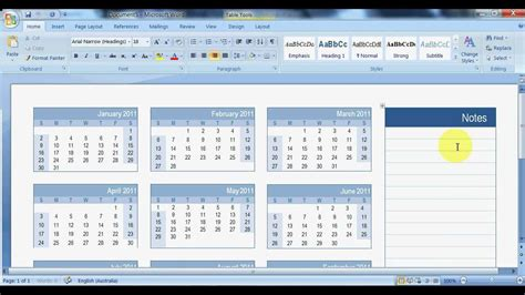 how to make a calendar on microsoft word how to create a calendar in microsoft word