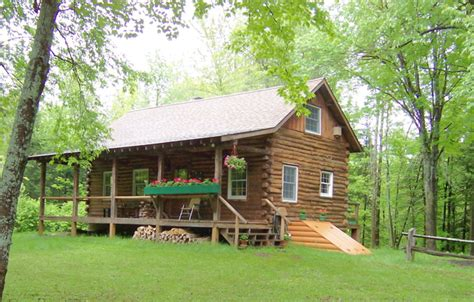 New York State Cottages For Sale by Getaway Log Cabin For Sale By Owner Fsbo New York