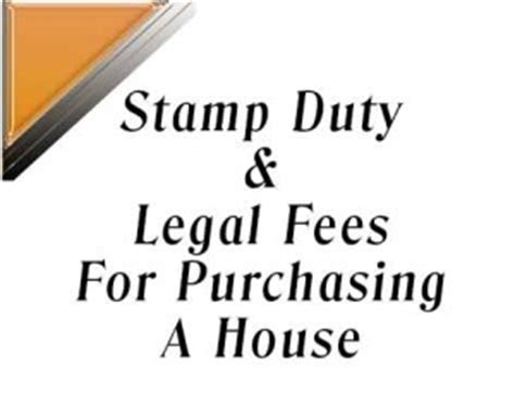 legal costs to buy a house st duty legal fees for purchasing a house malaysia